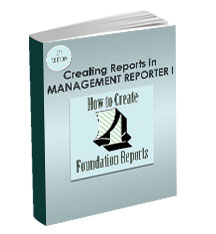 Management reporter training manual